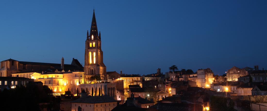 Saint-Émilion...! Cité médiévale